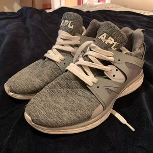 APL grey trainer shoes GREAT newcondition SIZE 9.5